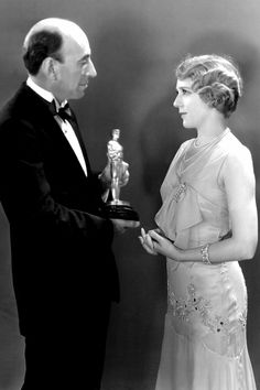 2nd Academy Awards - Best Actress in a Leading Role: Mary Pickford for her outstanding performances in Coquette. April 3, 1930