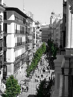 Calle Arenal de Madrid