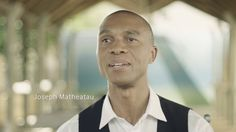 Vodacom Specific Needs: Joseph Matheatau