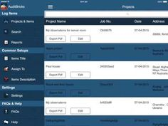 AuditBricks - Auditing, Snagging and Punch List app for Site Works