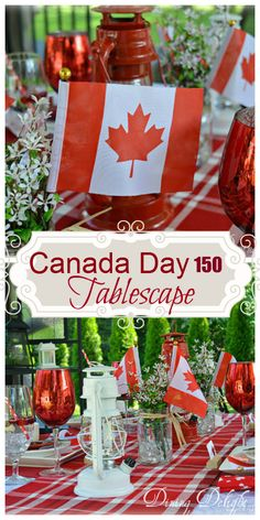 This year, we Canadians are very proud and super excited to be celebrating our nation& birthday. Our wonderful country is turning 150 yea. Canada Day 150, Canada Day Fireworks, Canada Day Party, Best Country Music, Canada Holiday, Bbq Set, Seasonal Decor, Summer Recipes, Holiday Parties
