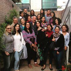 """Este fue el grupo del taller """"Etiqueta y Protocolo"""" el pasado sábado 04 de marzo Mil gracias a todos los asistentes!  #LaCuadraU #EtiquetaYProtocolo #CursosCaracas #TalleresCaracas"""