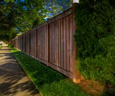 """FOR COMPLETE 360° PROTECTION  Perfect for wood and vinyl fences and stand alone posts, such as mailboxes, signage, gazebos, and wood play structures. Full Protection fits rectangular and square posts, is available in heights of 3"""" or 6"""", and stacks to any height.  Full Protection is sold in pairs with matching fasteners.  Shop our Full Protection in Redwood today!  #fencearmor #fenceprotector #postprotector #postguard #fenceguard #woodfence #wood #stringtrimmer #preventweedtrimmerdamage Post Guard, Play Structures, Wood Post, Fasteners, Fences, Outdoor Furniture, Outdoor Decor, Signage, Gazebo"""