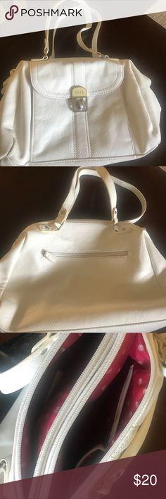 Elle double zip bag Gently used Elle Bags