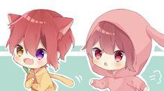 Anime People, Cute Chibi, Anime Chibi, Pretty Boys, Neko, My Idol, Kawaii, Image, Anime Characters