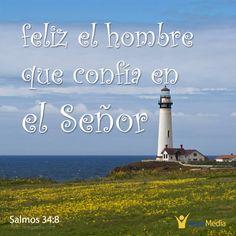 """""""Si conviertes a Dios en el faro de tu vida, no te estrellarás contra las rocas"""" (EAF) HopeMedia.es"""