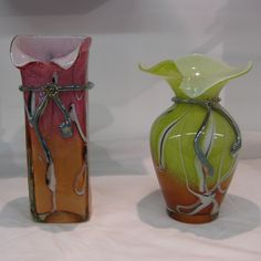 Vase vert pour Annie - 39€