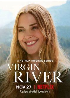 Review: Virgin River, season 2 - Old Ain't Dead Alexandra Breckenridge, Shows On Netflix, Netflix Series, Tv Series, Brenda Strong, Tim Matheson, Martin Henderson, Best New Shows, Jamie Lynn Spears