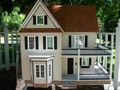 Victoria's Farmhouse - HOUSES FOR KIDS FIGHTING CANCER - Gallery - The Greenleaf Miniature Community