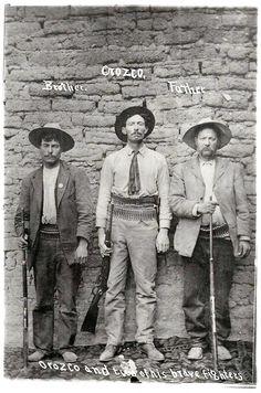 grand-bazaar:    1910 Mexico » Revolutionary Leader Pascual Orozco Vazquez  (via yovengodelsur)
