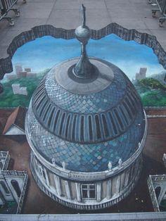 3D Chalk Art ... Sidewalk Street Art https://fbcdn-sphotos-a.akamaihd.net/hphotos-ak-ash4/427756_344812285554514_876468024_n.jpg