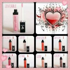 Pucker Up with kissable lips for Valentine's Day!  www.youniquebyjeanie.com