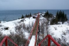 marquette harbor light house - Google Search