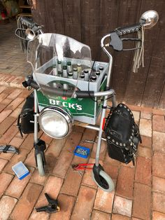 70 birthday party ideas for men Biker Rollator Biker Geschenk 65th Birthday Party Ideas, Funny Birthday Gifts, Funny Gifts, Birthday Parties, 70 Birthday, Balloon Decorations, Birthday Decorations, Balloon Ideas, Shower Party