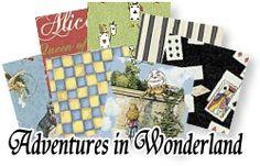 Windham Alice in Wonderland
