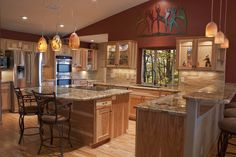Kitchen Remodeling Ideas On A Budget ~ http://lovelybuilding.com/kitchen-remodeling-for-minimalist-house-design/