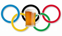 Drinking Game: How to Have Your Own Beer Olympics---One of the best rules Beer Olympics Party, Summer Olympics, All You Need Is, Beer Games, Redneck Games, Beer Maid, Bachelorette Party Decorations, Bachelorette Parties, Beer Fest