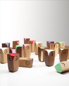 Owl is the signature piece from Matt Pugh Design, perfect in its simplicity of form. Sleek and stylish it fuses elegant contemporary design with traditional woodworking methods.