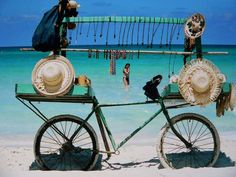Cuba, Caribbean in Beautiful Caribbean Photography Varadero, Cuba, Wild Spirit, Bike Style, Beach Art, Beautiful World, Jamaica, Trinidad, Resorts