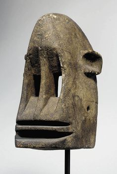 Dogon | Black monkey mask