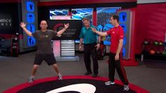 The Golf Fitness Academy team shows you a great routine to warm up for a workout, or for your round of golf. Watch Golf Fitness Academy presented by Titleist, Mondays at 6:30 pm ET.