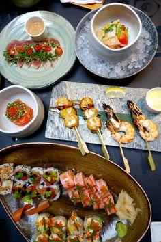 Sticks n Sushi London - The Londoner