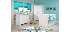 Dětský pokoj Edelweiss P92 - díly