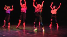 Choreography by Marilena Grafakos for the Performance of the 3 year graduates from the MInkov Dance Academy 2011 TheatreHaus Stuttgart July 2011 Danced by An. Dance Academy, Concert, Concerts, Festivals