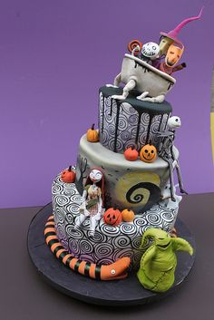 Nightmare by Alliance Bakery, via Flickr