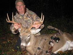 UBP member Sam Nelson with a great buck (2014)