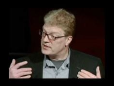 Sir Ken Robinson - Why degree aren't worth anything.