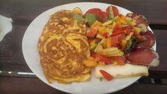 Omelette in corsica!