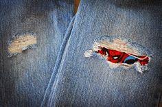 Spiderman Patch Tutorial