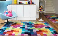 25 aufgefallene Designer Teppiche für jeden Wohnraum  - http://freshideen.com/teppich-boden/designer-teppiche-bunte-teppiche.html