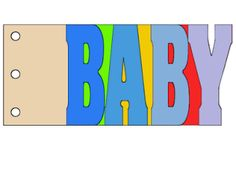 free cut files baby word book Stampika Blog: Cameo Freebies
