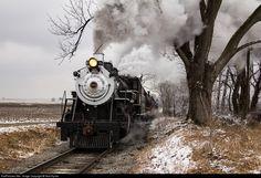 Net Photo: GW 90 Great Western Railway Steam at Strasburg, Pennsylvania by Nick Rynes Abandoned Train, Great Western, Gw, Trains, Amazing