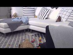 Kodin1, Videopoiminta: Anno Pala -sohva #elamanikoti Decor, Lounge, Home, Chaise, Chaise Lounge, Sectional Couch, Furniture