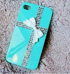 I am falling in love with tiffany blue.
