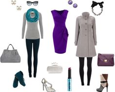 """""""clear winter"""" by sarah-louise-jones on Polyvore"""