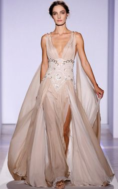 Zuhair Murad Spring Couture 2013 Collection - 44FashionStreet.com