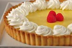 Lemon Curd Tart is a delicious combination of a sweet and crisp pastry crust and a tangy lemon curd. From Joyofbaking.com With Demo Video