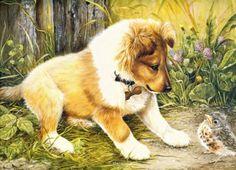 shirley deaville art gifs Centerblog.net  | Peeps by Shirley Deaville | Artist~Susan Bourdet & Other Art | Pinter ...