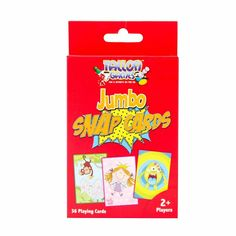 Jumbo Large Snap Playing Cards Kids Childrens Fun Game Learning Puzzle Education 5013922070179   eBay Oh Snap Game, Kid Check, Playing Card Games, Game Title, Design Repeats, Learning Toys, Family Games, Kids Cards, Fun Games