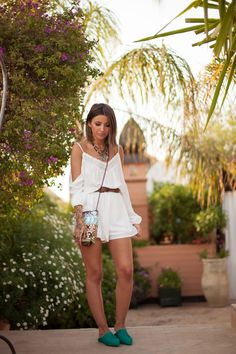 MARRAKECH, LOVELY PEPA, JUMPSUIT, MONO BLANCO