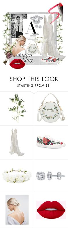 """""""Festival Bride"""" by moniaofmonaco on Polyvore featuring Polaroid, Pier 1 Imports, Gucci, Forever 21, ASOS, Lapcos, contest and summerwedding"""
