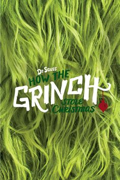 'Dr. Seuss' How the Grinch Stole Christmas' for Children's Theatre Company Minneapolis, designed by Marina Groh [KNOCK inc]