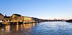 Schweiz - Basel Grand Hotel Les Trois Rois