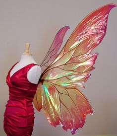 fairy wing frame - Google Search