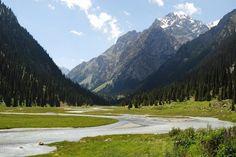 Karakol Valley, Kyrgyzstan