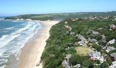 The quiet Wild Coast seaside village of Haga Haga is located within close proximity of the Eastern Cape border, and approximately 75 km from East Seaside Village, Sunshine Coast, East London, Cool Places To Visit, South Africa, Landscape Photography, The Good Place, National Parks, Beach Houses